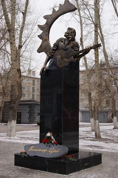 Памятник цою в самаре цена на гранитные памятники у
