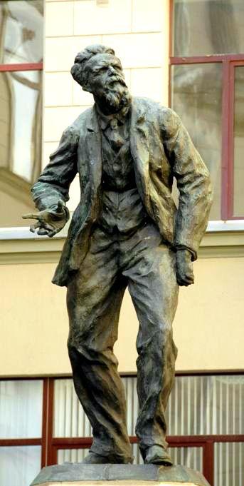 Памятник воровскому в москве фото памятники из гранита на кладбище лаишево