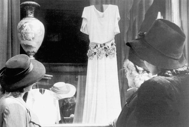 Смерть мужьям платья