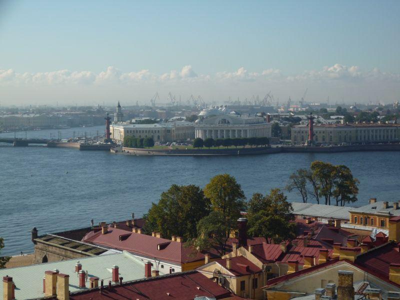 фото внутри петропавловского собора
