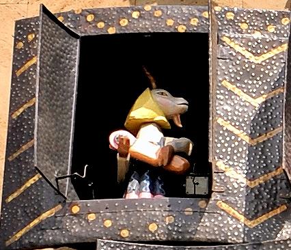 Часы на театре кукол образцова смотреть - 9