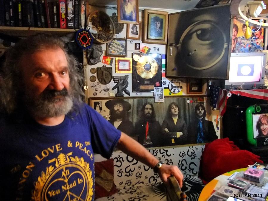The Beatles Polska: Nie żyje Kolya Vasin - jeden z największych fanów The Beatles
