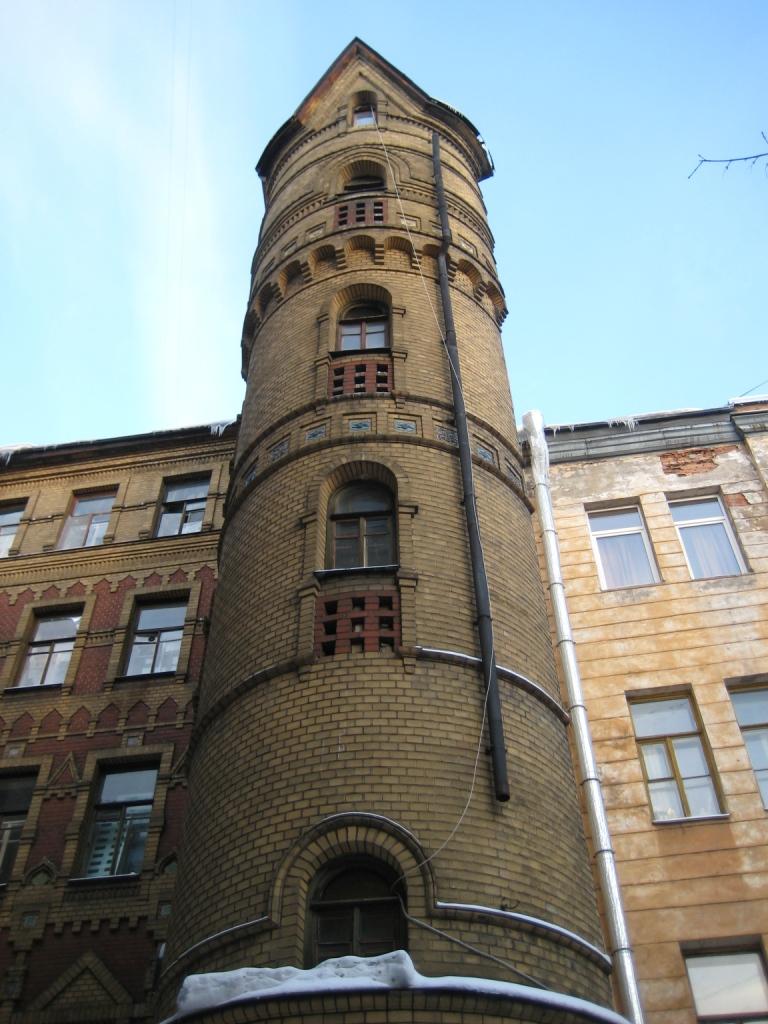 Дом пряник на колокольной улице