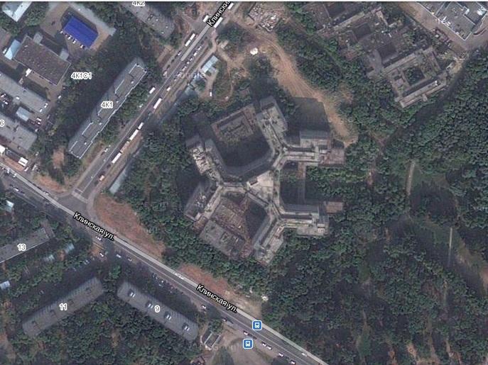 Адрес детской русаковской больницы