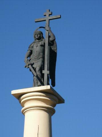 Памятник архангелу михаилу в сочи достопримечательности нелидово