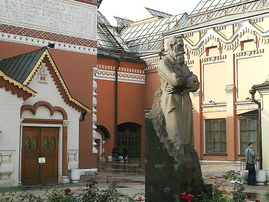 Третьяковская галерея в москве официальный сайт - 0a2f