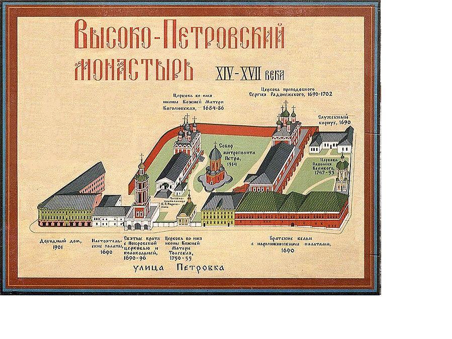 Схема Высокопетровского