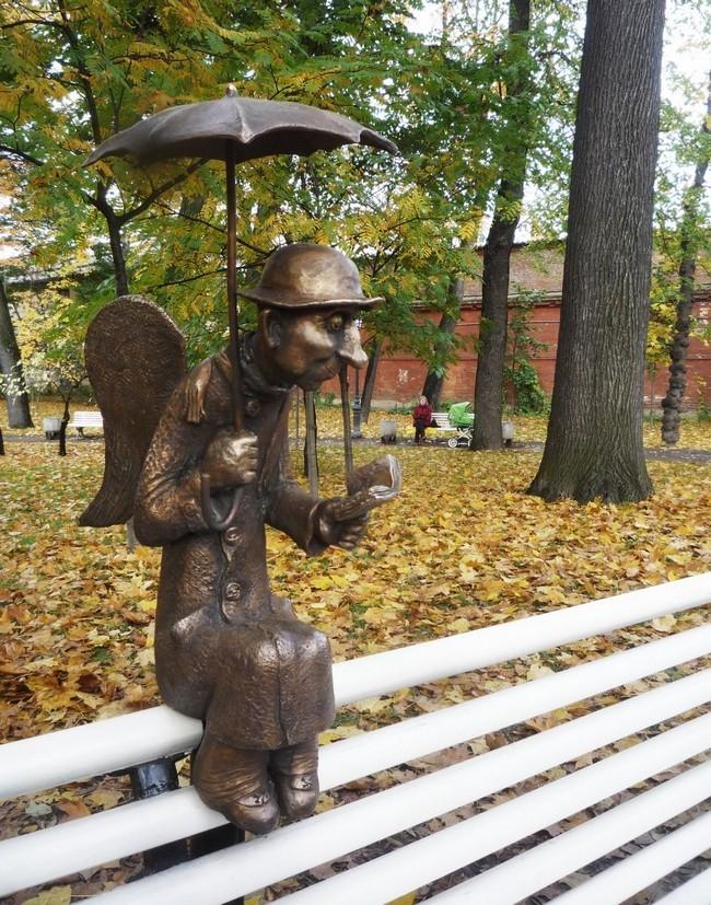 Ангел памятник в питере цена на памятники в статус металлик плюс