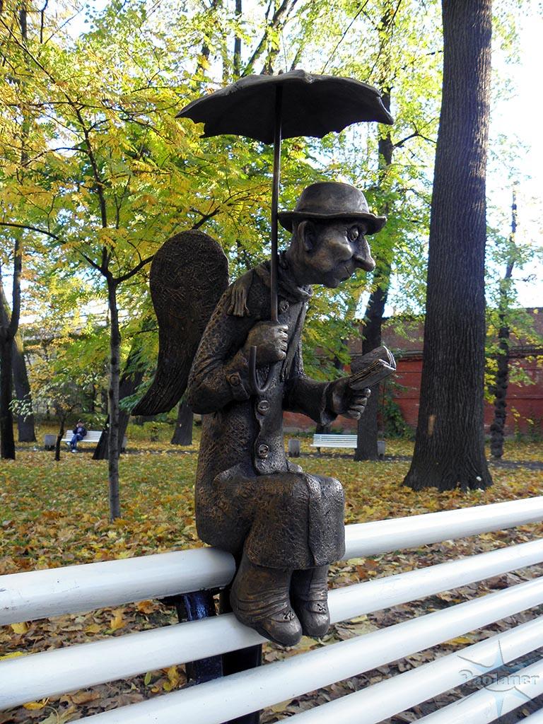 Петрозаводск ангел памятник памятник из мрамора и гранита цена