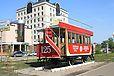 Здесь находится небольшой музей трамвая в Казани.  Поднимитесь на борт двухпалубной конки, курсировавшей по центру...