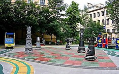 Chess yard