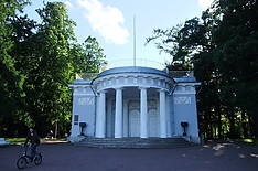 The smallest Petersburg gallery